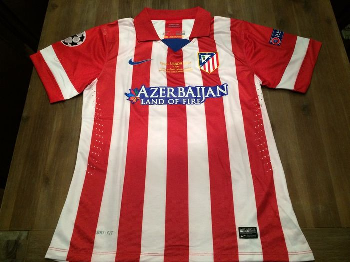 Uefa Champions League Finale Shirt Diego Costa - Atletico Madrid
