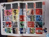 Comic Books - Kuifje (magazine) - Kuifje 1
