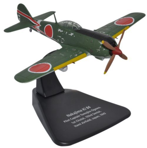 Oxford Aviation - Schaal 1/72 - Kavel met 4 Japanse jagers