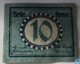 Neumünster 10 Mark, 1920