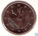 Andorre 5 cent 2014