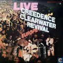 Vinyl records and CDs - Creedence Clearwater Revival - Live in Europe