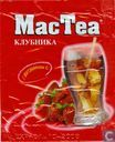 Tea bags and Tea labels - MacTea - aardbei