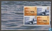 Postage Stamps - Great Britain [GBR] - Submarines
