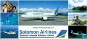 Solomon Airlines - Boeing 737