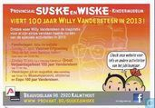 100 jaar Willy Vandersteen