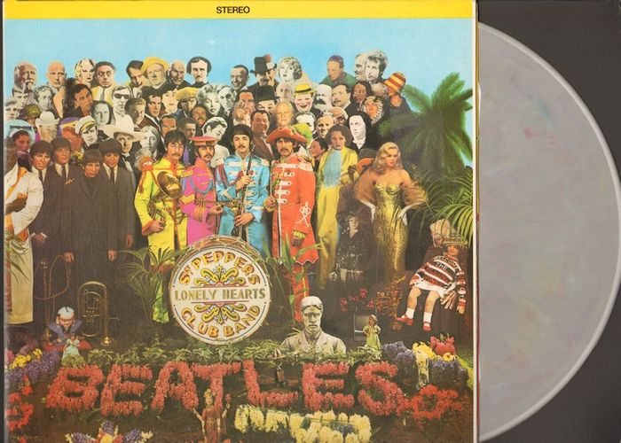 Beatles Quot Sgt Pepper S Lonely Hearts Club Band Quot Rare