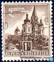 Postage Stamps - Austria [AUT] - Buildings
