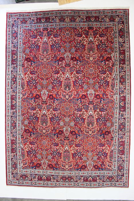 Magnificent carpet DOROKHSH, Iran, mid 20th century