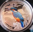 "Andorra 5 diners 2014 (PROOF) ""Kingfisher"""