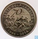 "Philippines 5 piso 2014 ""Leyte Gulf Landing"