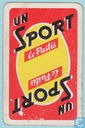 Joker, France, Un Sport - Le Pastis, Speelkaarten, Playing Cards