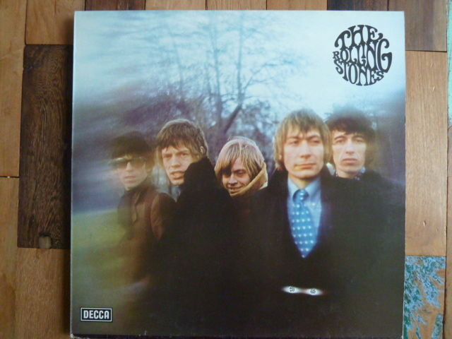 The Rolling Stones - Lot of 4 Decca Rolling Stones LP's sixties