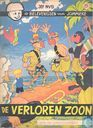 Comic Books - Jeremy and Frankie - De verloren zoon