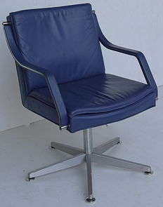 Walter Knoll - leather desk chair