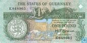 Guernesey 1 Pound (P52a)