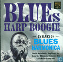 Blues Harp Boogie: 25 Years of Blues Harmonica