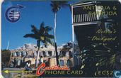 Phone cards - Cable & Wireless - Nelson's Dockyard