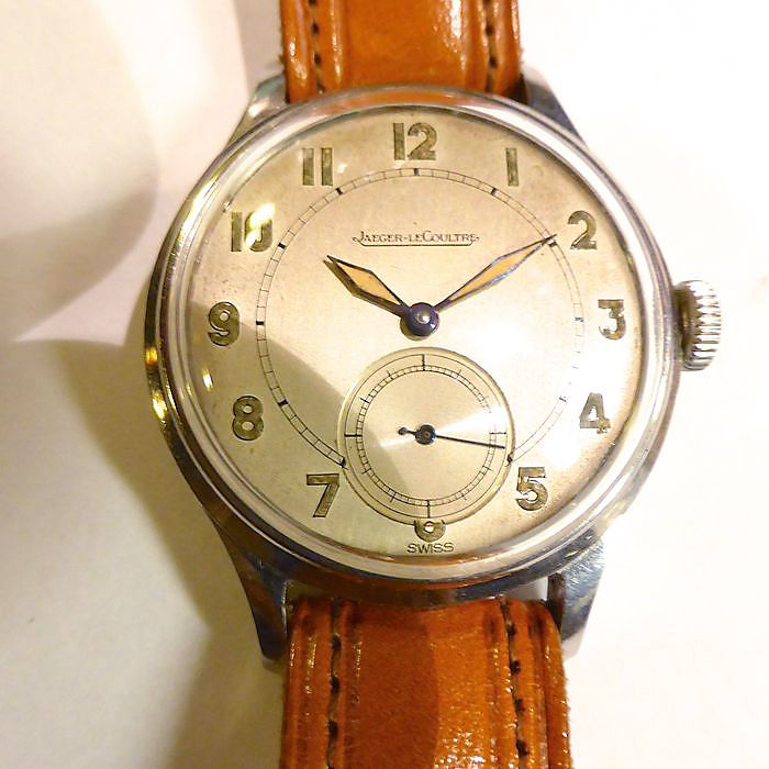 Jaeger-LeCoultre from 1943