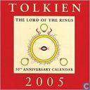 Tolkien 2005 Lord of the Rings 50th Anniversary Calender