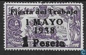 Postage Stamps - Spain [ESP] - Labor Day