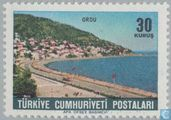 Ordu on the Black Sea