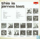 Platen en CD's - Last, Hans - This Is James Last