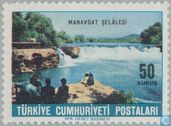 Waterfall of Manavgat-Antalya