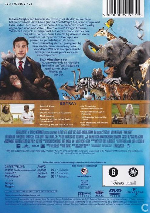 bruce almighty blu ray barcode