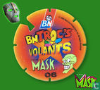 Caps and pogs - Volants The Mask - The Mask