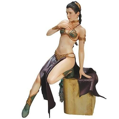 Return of the Jedi - Schaal 1/7 - Princess Leia Oragana as Jabba's slave girl