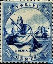 Allegory of Liberia
