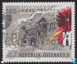 Postage Stamps - Austria [AUT] - Eisenstadt: 350 years a free city.