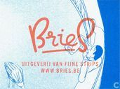 Bries Uitgeverij van fijne strips www.bries.be