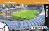 Collection les stades de France 98: Bordeaux Stade Lescure