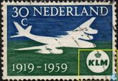 40 years KLM
