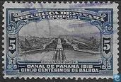 Opening of the Panama Canal