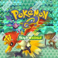 107//144 Common PL Skyridge Pokemon Swinub