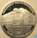 "Armenia 100 dram 2003 (PROOF) ""110th Anniversary of State Banking and 10th Year of National Currency"""