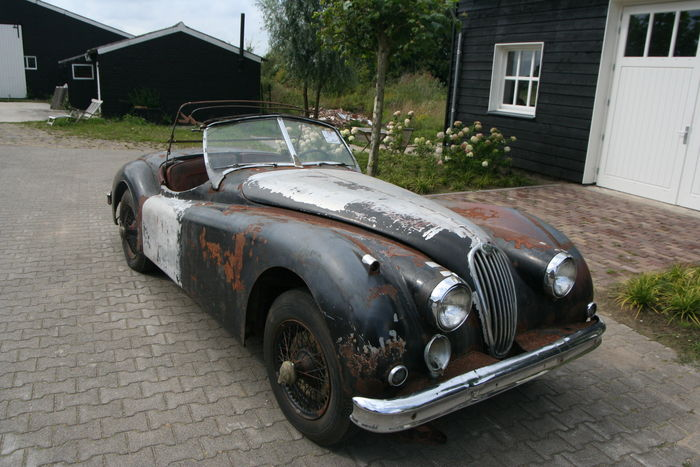 Jaguar Xk140 Roadster SE   1956
