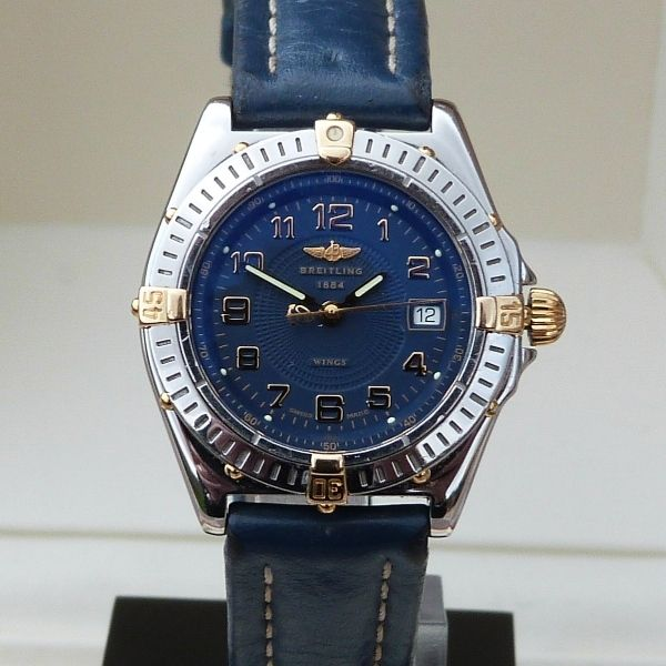 Breitling Wings Lady - Luxury ladies' watch - Ca. 1998