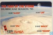 The year of the storm, Hurricane Season '95