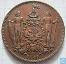 British North Borneo 1 cent 1889
