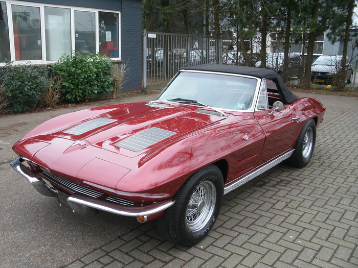 Chevrolet Corvette Stingray C2 Cabriolet - 1963