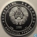 "Belarus 20 roubles 1998 (PROOF) ""Architecture of Belarus"""