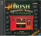 40 Irish drinking songs; an Irish Pub Singalong
