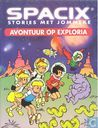Comic Books - Jeremy and Frankie - Avontuur op Exploria