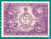 Survey ofF India bicentenary