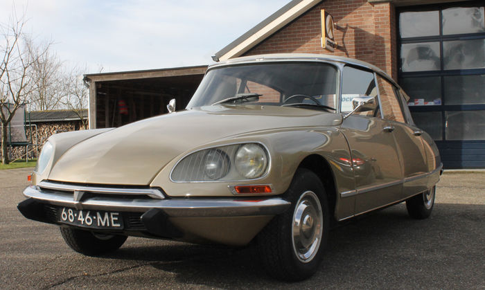 Citroen DS 21 Pallas I.E - 1970