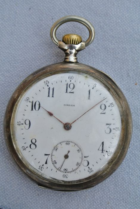 OMEGA -- Pocket watch -- 1900